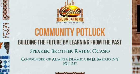 Ojalá Foundation Community Potluck
